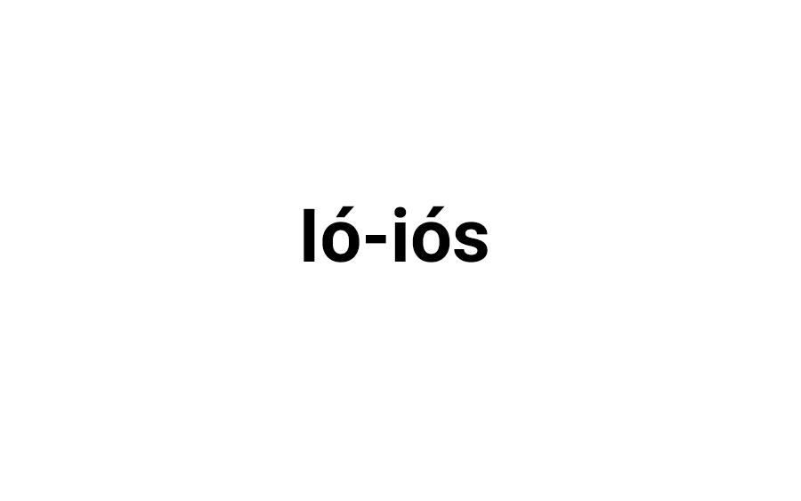 Ió-Iós