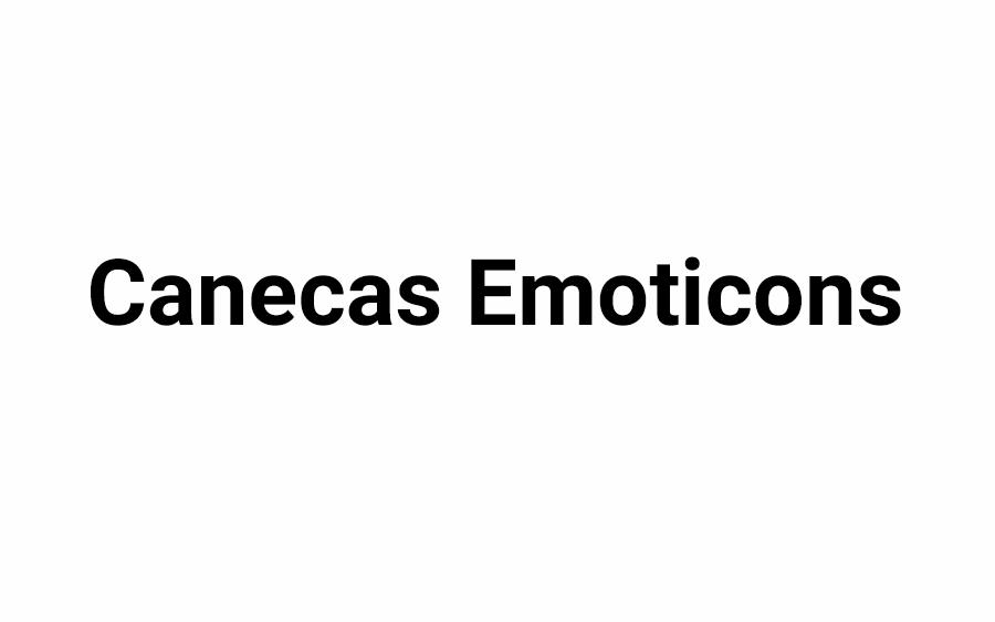 Canecas Emoticons