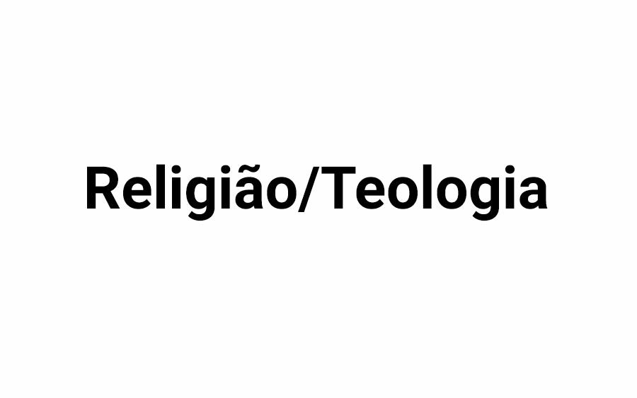 Religião/Teologia