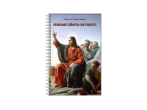 Caderno Sublime Ciência de Cristo