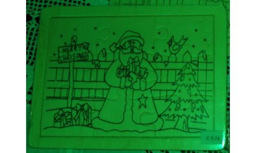 Puzzle Pai Natal