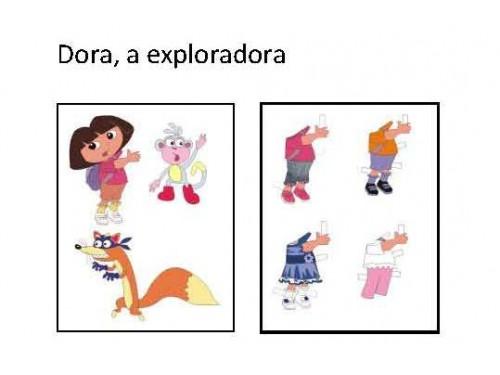 Dora, a exploradora