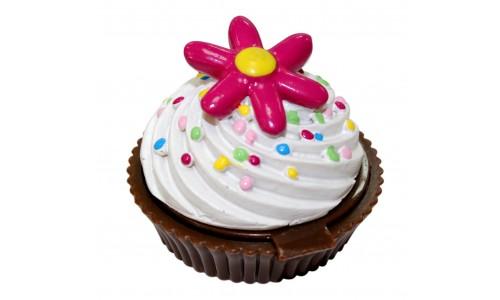 """Bálsamo labial em forma de """"cupcake"""""""