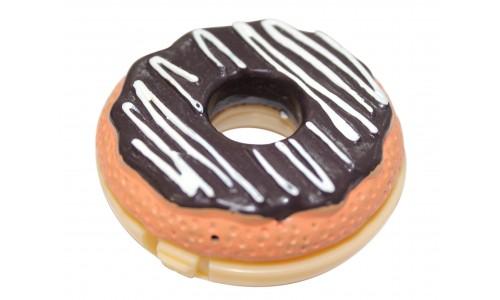 Bálsamo labial em forma de donuts