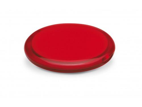 Espelho de maquilhagem Vermelho