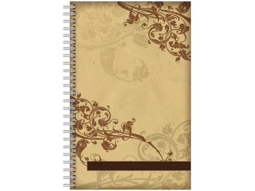 Caderno Castanho