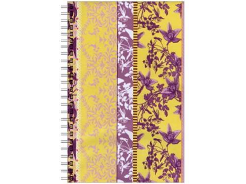 Caderno Lilás