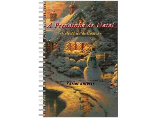 Caderno A Prendinha de Natal