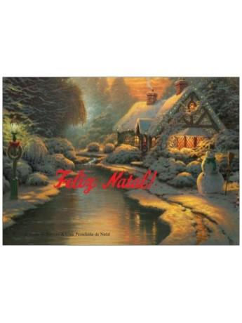 Postais A Prendinha de Natal
