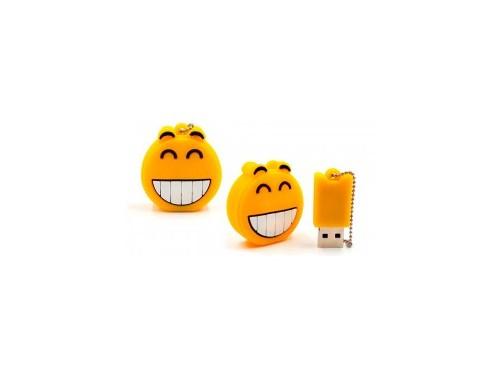 Memória USB/Pen - Emoticon 02